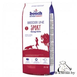 Сухой корм Bosch Breeder Sport