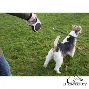Поводок для мягкой остановки собаки Vario Soft Stop Belt