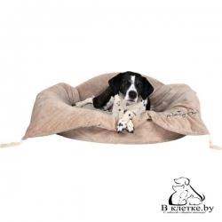 Лежанка для собак Trixie King of Dogs-85 бежевая