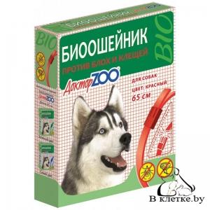 БИОошейник против блох и клещей ДокторZOO для собак