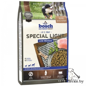 Сухой корм Bosch Special Light