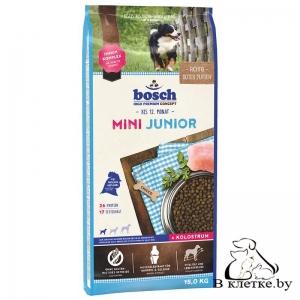 Сухой корм Bosch Mini Junior