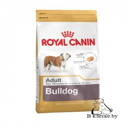 Сухой корм Royal Canin Bulldog 12 кг
