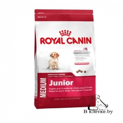 Сухой корм Royal Canin Medium Junior 15 кг
