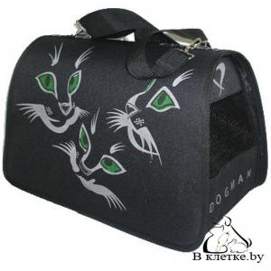 Сумка-переноска Dogman «Лира Кошки» №2