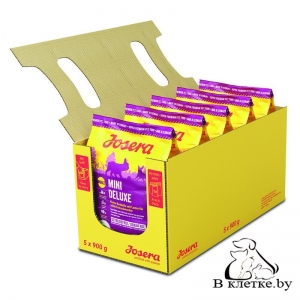 Сухой корм Josera Mini Deluxe