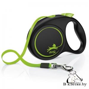 Рулетка для собак Flexi Limited Edition Лента