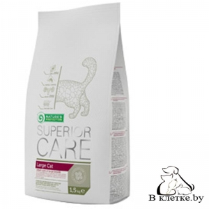 Корм Nature's Protection Care Large Cat