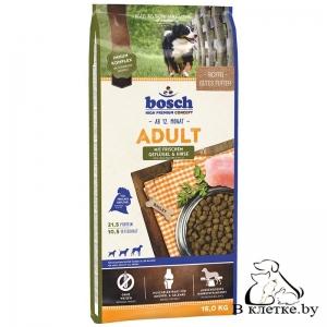 Сухой корм Bosch Adult Птица с Просо