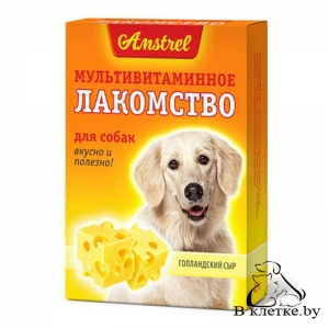 Лакомство для собак Amstrel «Голландский сыр»