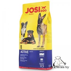 Корм для активных собак JosiDog Active