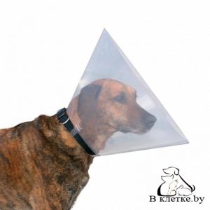 Воротник защитный для собак Trixie Veterinary S-M