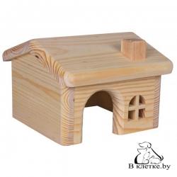 Домик для мышей и хомяков деревянный Trixie