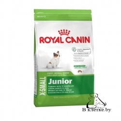 Сухой корм Royal Canin X-Small Junior 3 кг