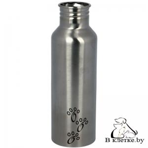 Бутылка дорожная с миской Trixie 750