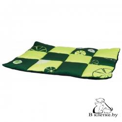 Лежанка для кошек и собак Trixie Fresh Fruits зеленая