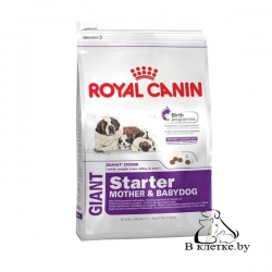 Сухой корм Royal Canin Giant Starter