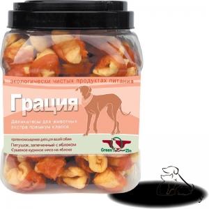 Деликатес для собак GreenQzin ГРАЦИЯ Pack