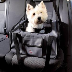 Сумка-переноска на сиденье автомобиля Trixie до 9кг