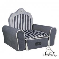 Лежак-трон Trixie My Prince серый