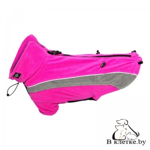Попона собакам Rogz PolarSkin Pink