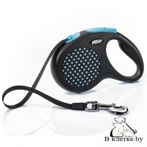 Рулетка для собак Flexi Design M Лента