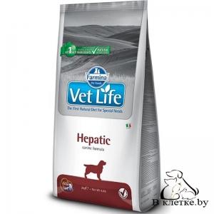Диетический корм Farmina Vet Life Hepatic