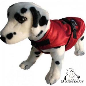 Жилет-попона для собак Ami Play Красная