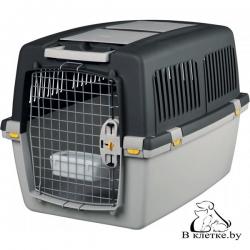 Переноска пластиковая для кошек и собак Trixie Gulliver IV
