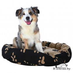 Лежанка для кошек и собак Trixie Sammy-50 бежевая