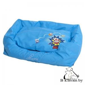 Лежак с подушкой Rogz Spice Pod Comic