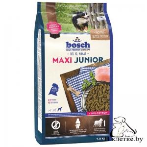 Сухой корм Bosch Maxi Junior