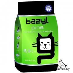 Наполнитель для кошачьего туалета BAZYL «Хвоя»