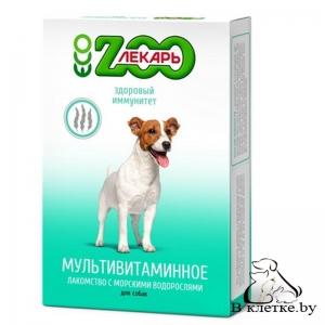 Лакомство для собак ЭКО ZOOлекарь «Здоровый иммунитет»