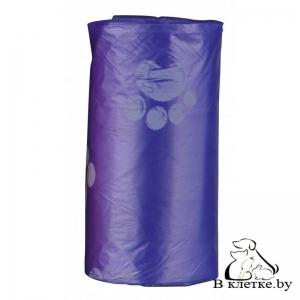 Одноразовые пакеты для уборки за собаками Trixie S 4х20
