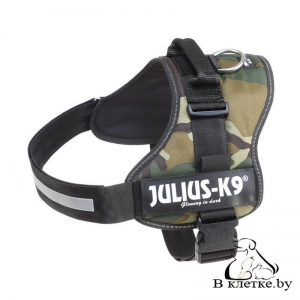 Шлейка тренировочная для собак Trixie Julius-K9 Size 3
