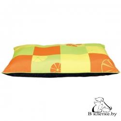 Лежанка для кошек и собак Trixie Fresh Fruits оранжевая