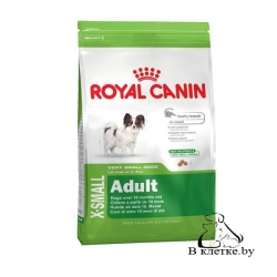 Сухой корм Royal Canin X-Small Adult