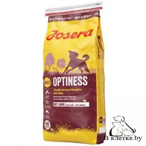Сухой корм Josera Optiness