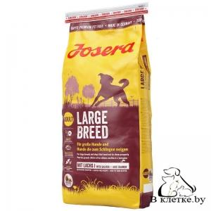 Сухой корм Josera Large Breed
