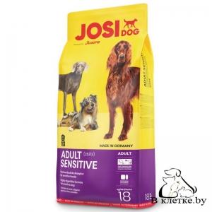 Корм собакам с чувствит. пищеварением Josera JosiDog Sensitive