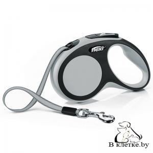 Рулетка-поводок Flexi New Comfort M Лента