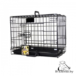 Клетка для животного Happy Pet 214MAJ