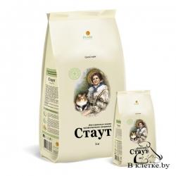 Корм СТАУТ для взрослых собак с чувствительным пищеварением 15кг