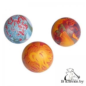 Игрушка резиновая Sum-Plast «Мяч 2»