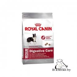Корм собакам с чувствит. пищеварением Royal Canin Medium Digestive Care