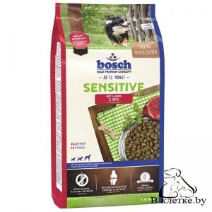 Сухой корм Bosch Sensitive Ягненок с Рисом