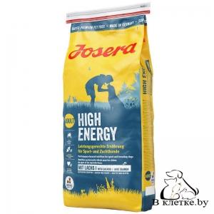 Корм для активных собак Josera High Energy