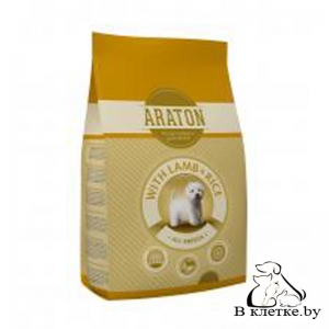 Сухой корм Araton Adult Lamb & Rice
