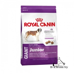 Сухой корм Royal Canin Giant Junior 15 кг